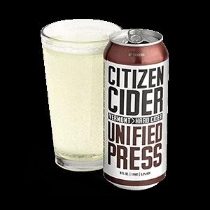Citizen Cider Hard Apple Cider