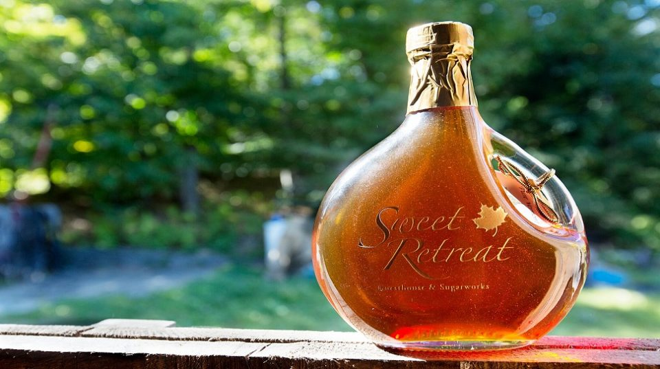 Sweet Retreat Maple Syrup
