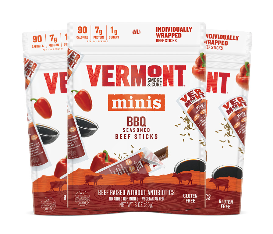 Bbq Beef Meat Sticks Vermont Smoke Amp Cure 174