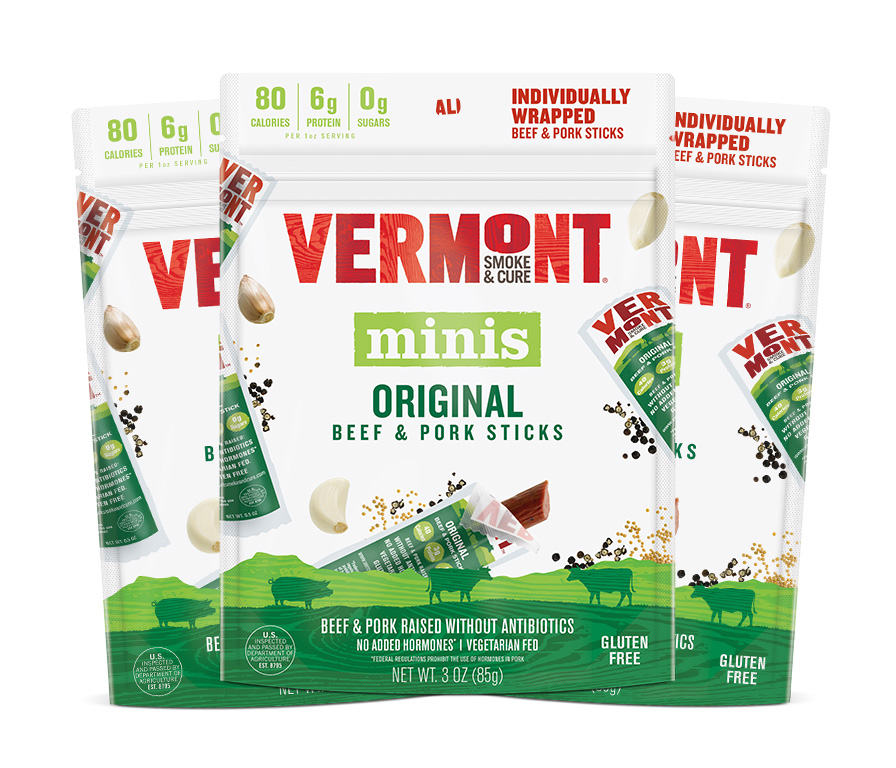 Original Beef Amp Pork Meat Sticks Vermont Smoke Amp Cure 174