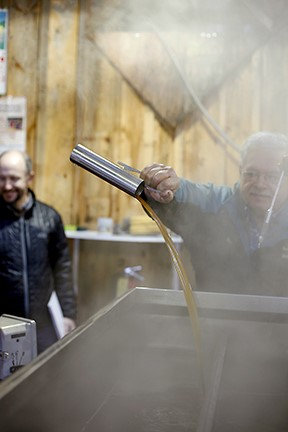 Ray Morvan Blog - Maple Syrup