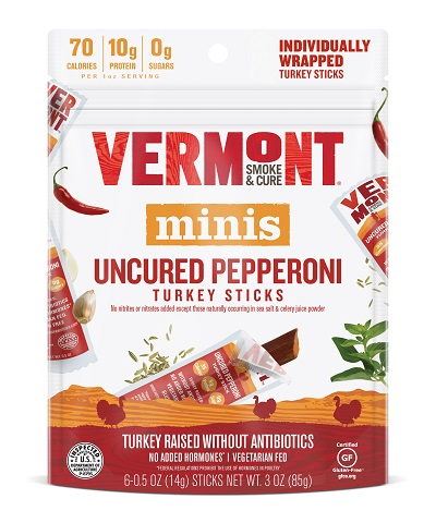 Uncured Pepperoni Turkey