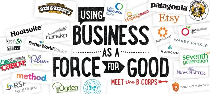 B-Corp Certified Brands