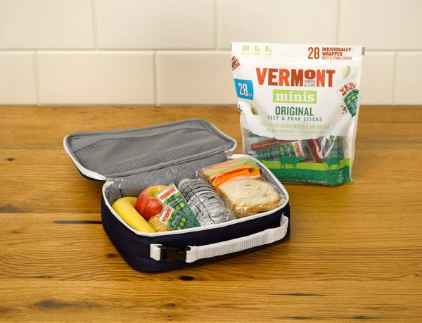 Vermont Smoke & Cure Mini Meat Stick Lunchbox